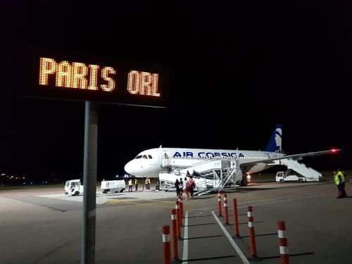 Transfert aéroport Ajaccio