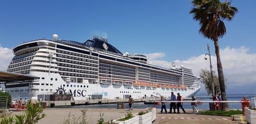 Corsica Ferries en Corse