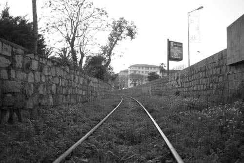 Transport ferroviaire en Corse